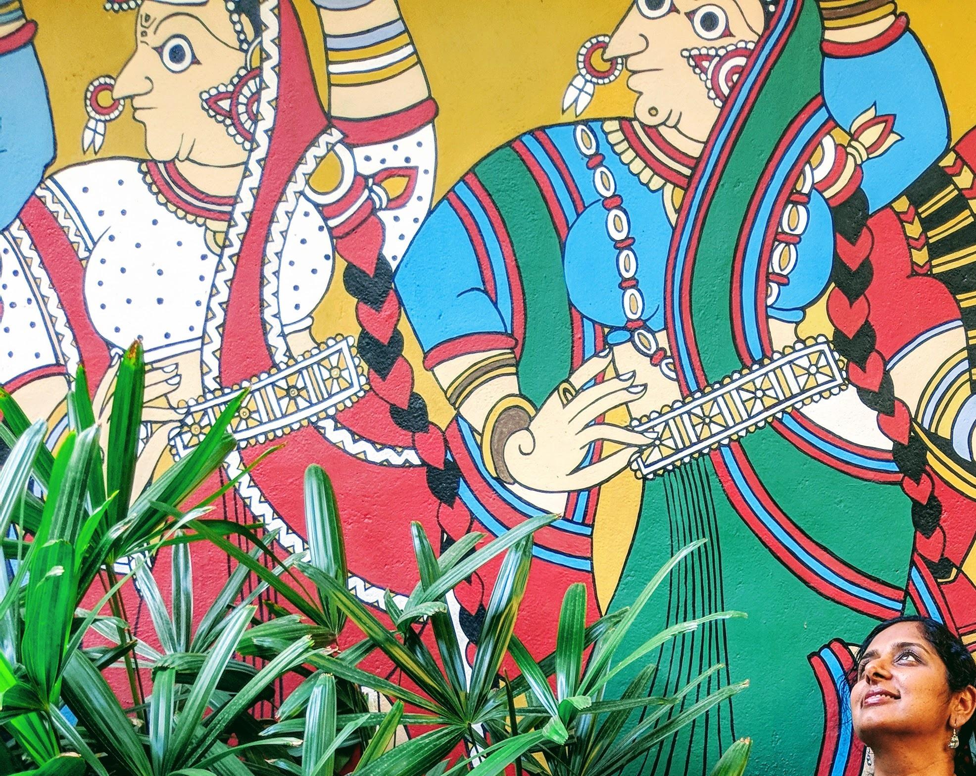 Madhubani-Dreamer-Me